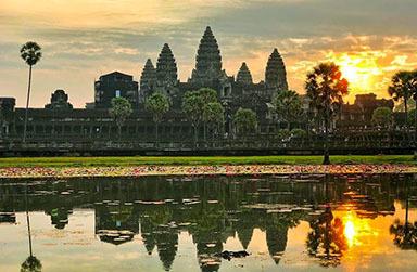 Apsara Angkor Wat