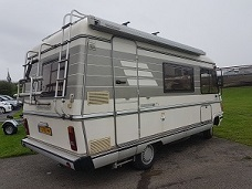 1989 MB Hymer automatic