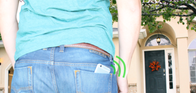 Automatic Bluetooth Disarming