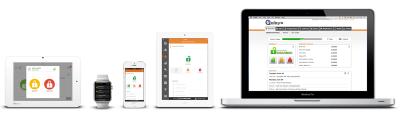 Alarm.com Apps
