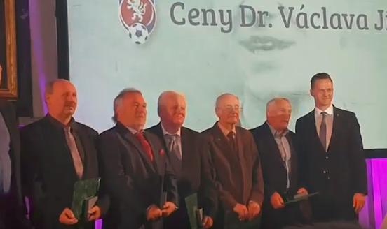 Vyznamenání Cenou Václava Jíry za rok 2017