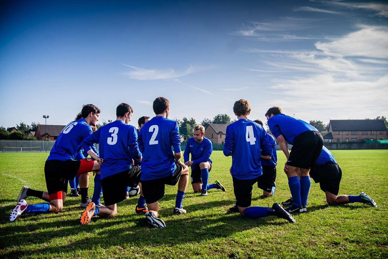 Přerušení fotbalových soutěží