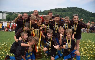 Finále McDonald´s Cupu proběhlo letos v Ústí nad Labem