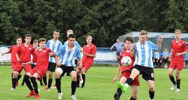 Ústecký výběr U15 cestuje na Kouba Cup do Plzně