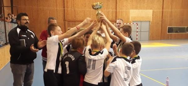 Vítězem halové ligy 2019 je TJ Dobříň/SK Bezdějov