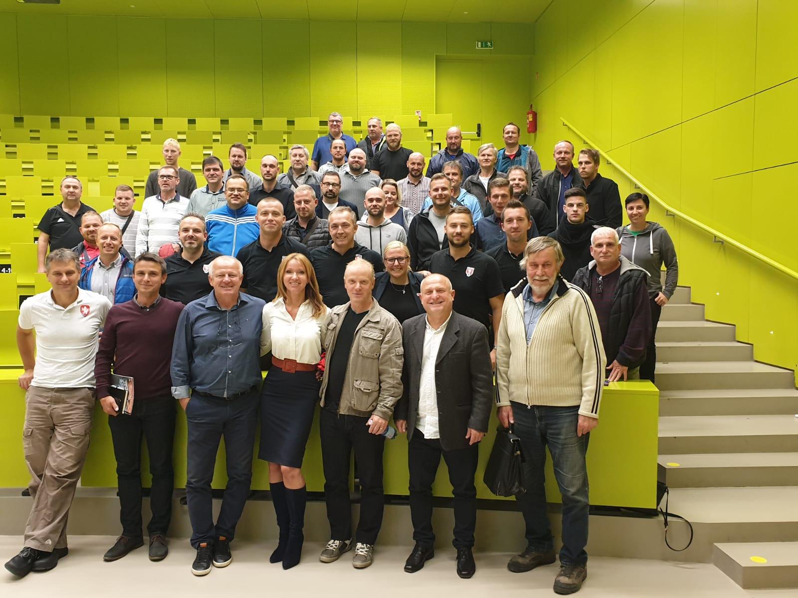 Grassroots Konference FAČR proběhla v Ústeckém kraji