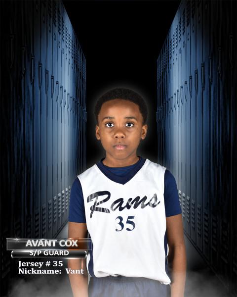 """Avant Cox """"Vant"""""""