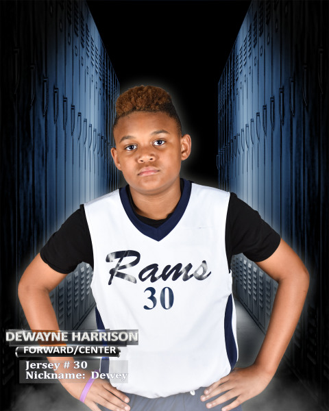 """Dewayne Harrison """"Dewey"""""""