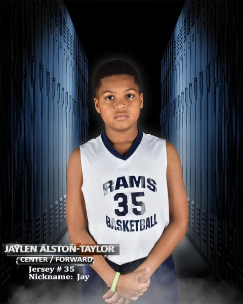 """Jaylen Alston-Taylor """"Jay"""""""