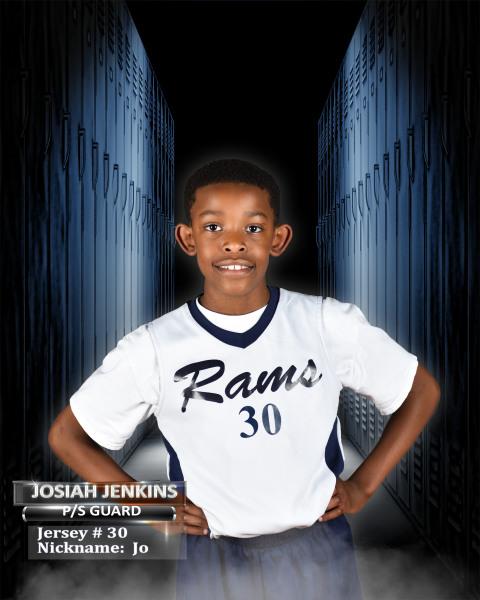 """Josiah Jenkins """"Jo"""""""