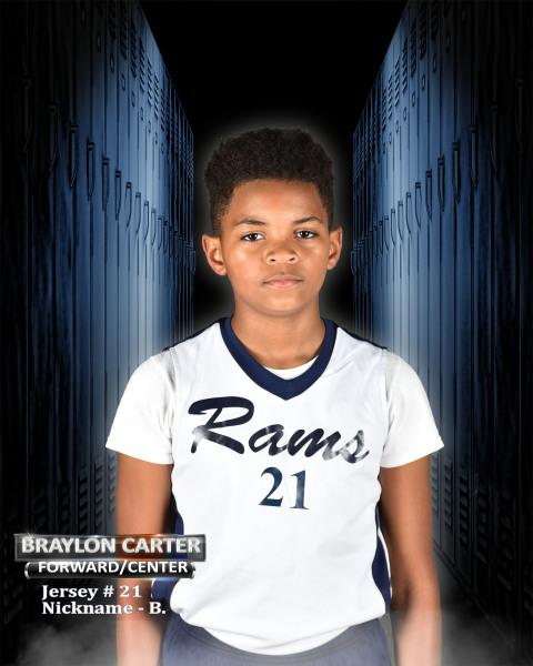"Braylon Carter ""Bray"""