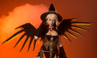 Witch Mercy Cosplay Tutorial
