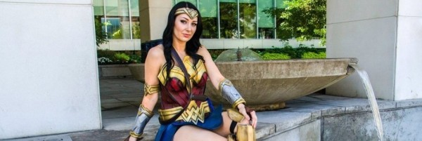 Wonder Woman Cosplay Tutorial