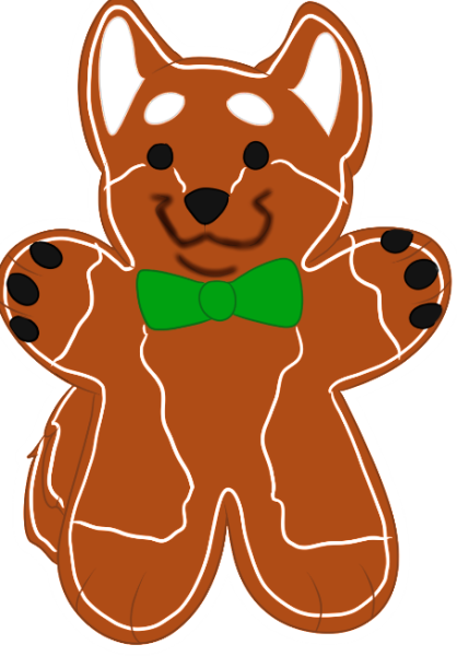 Gingerbread Furries YCH - Multislot
