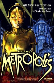 Maria of Metropolis Project