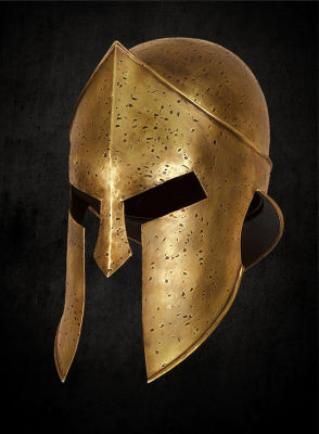 The Spartan Helmet Project