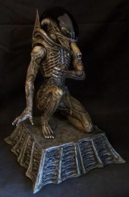 The Timeslip Alien Project