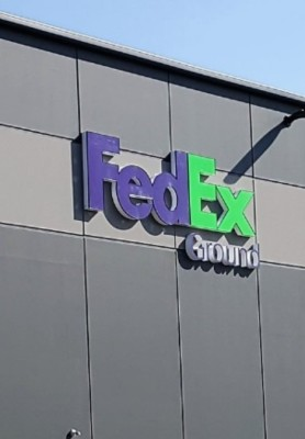 Fed Ex Ground