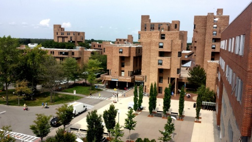 University at Buffalo Ellicott Dorms