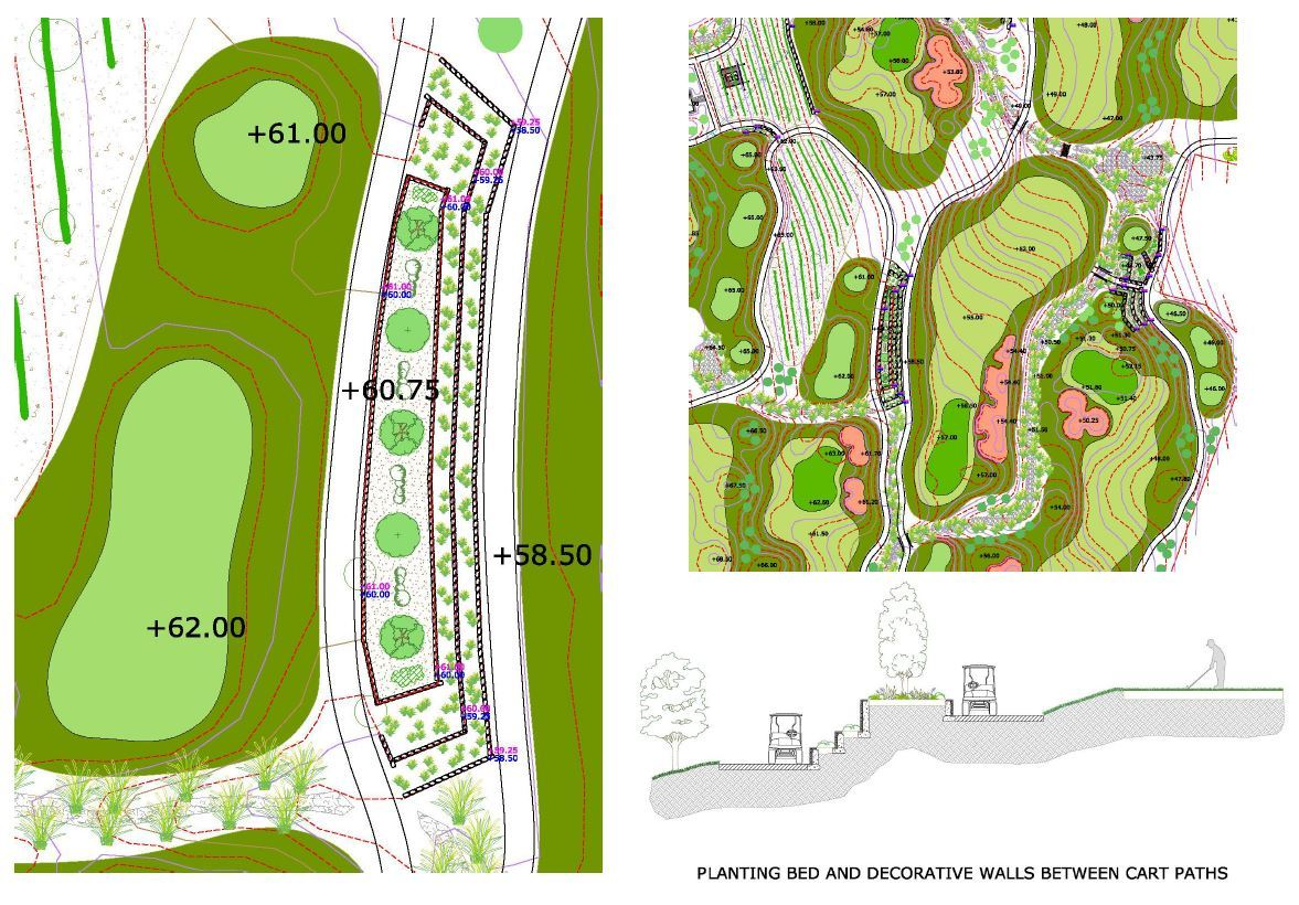 Landscape proposal