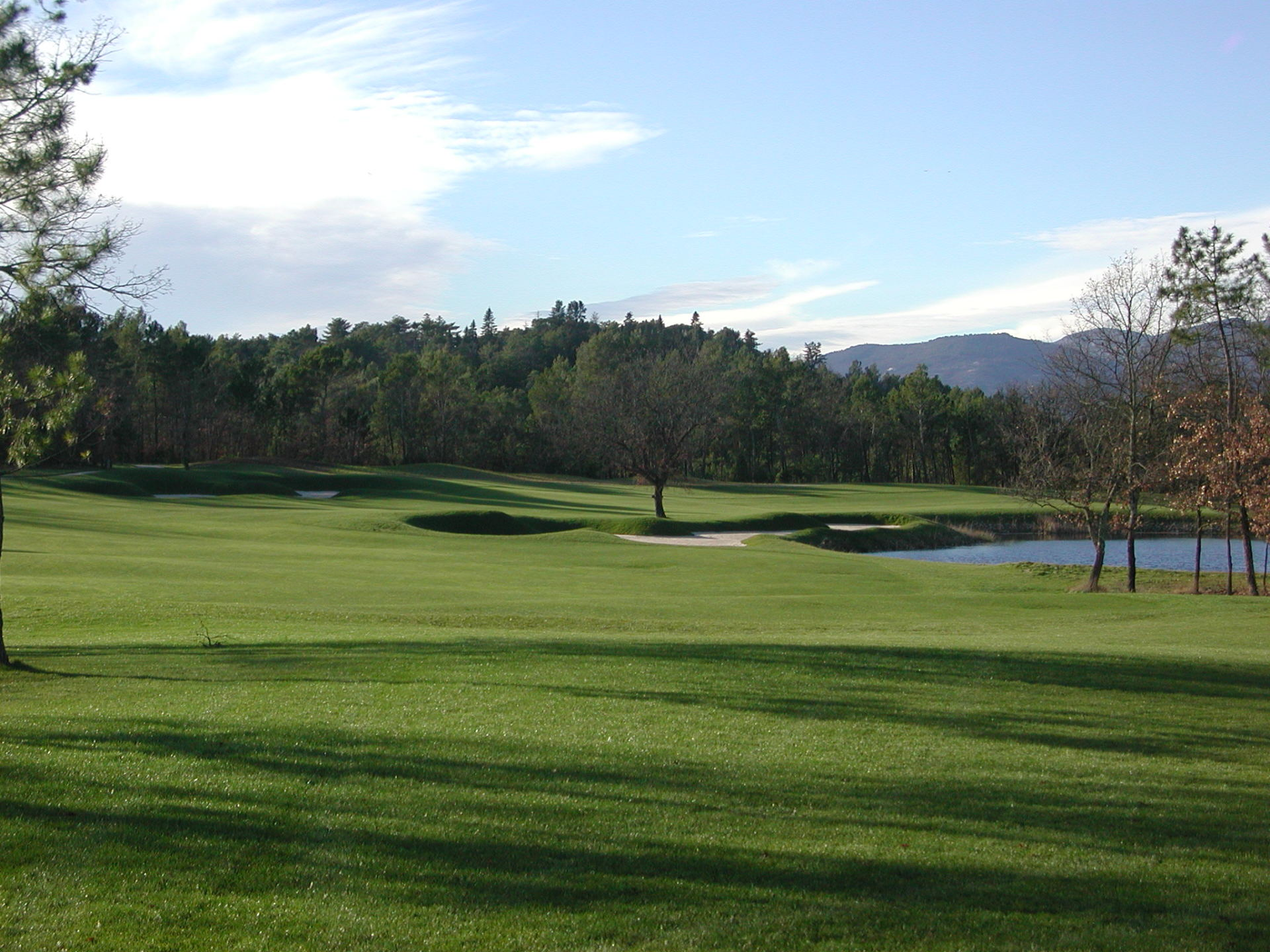 Terre Blanche Golf Resort