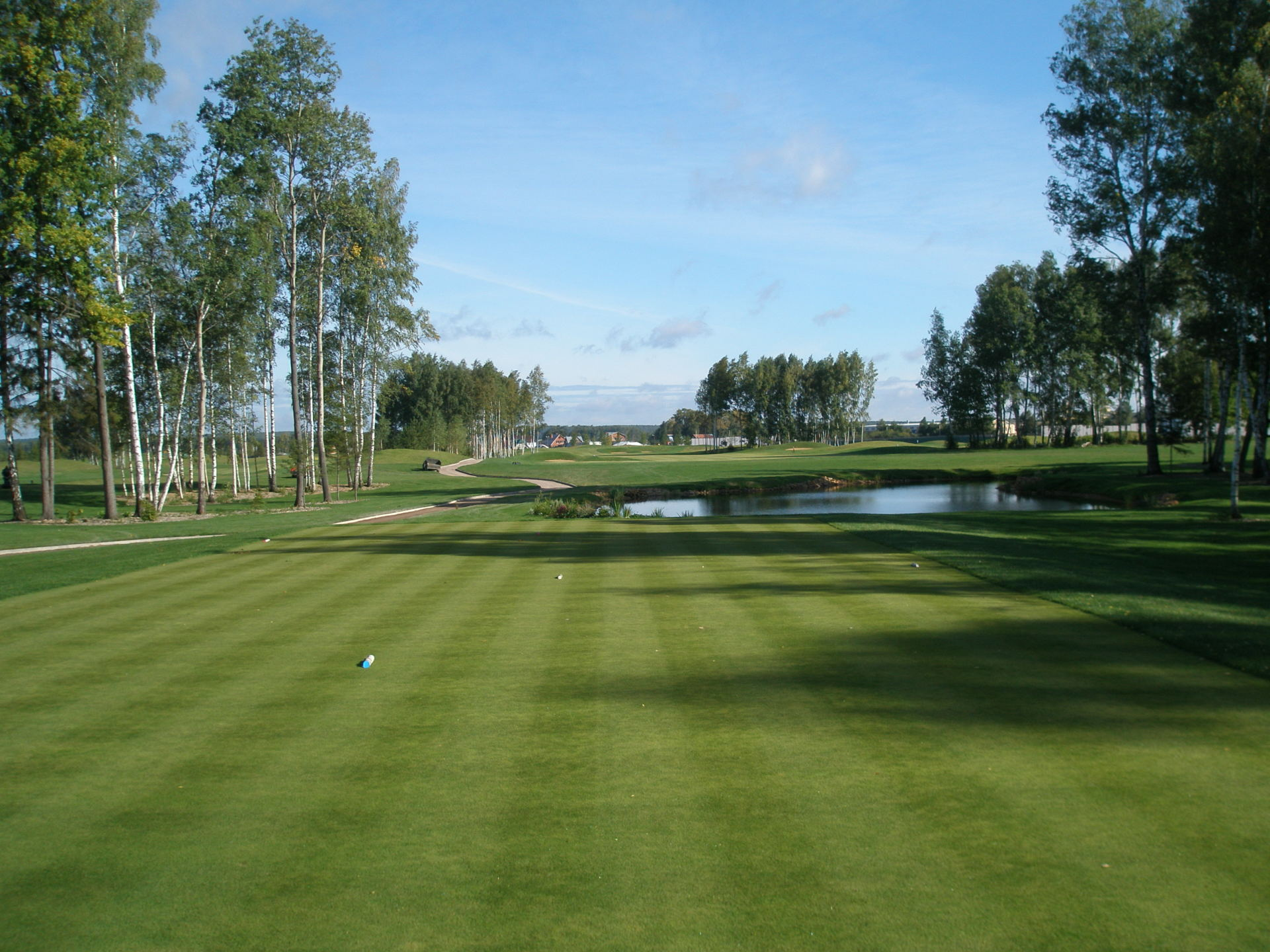 Pestovo Golf & Yacht Club