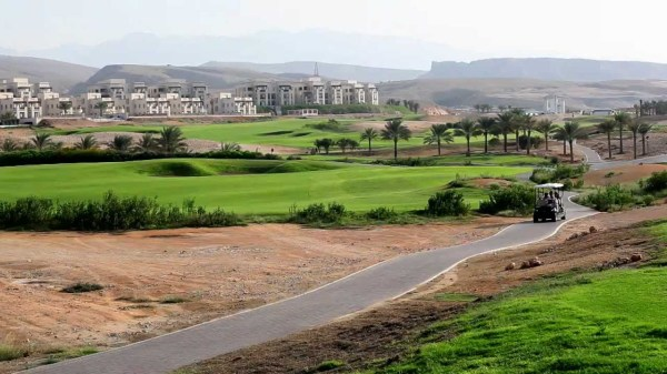 Muscat Hills Golf