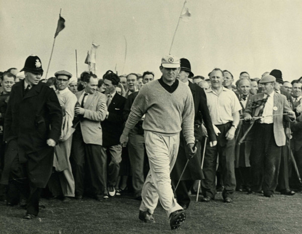 1958 British Open at Royal Lytham St. Annes