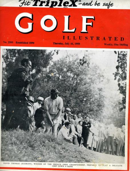 Golf Illustrated 1959