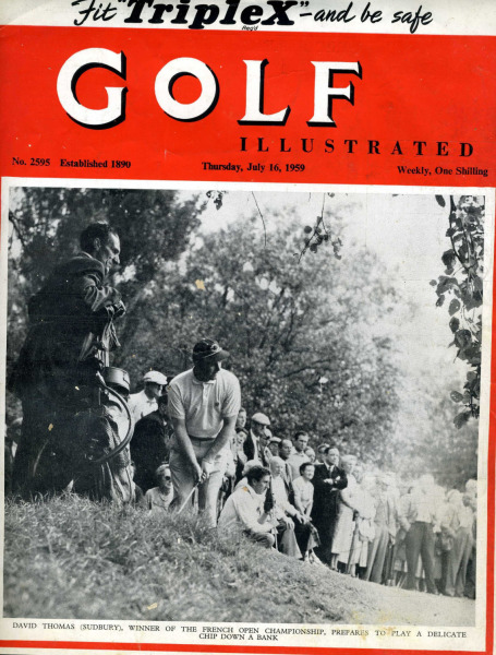 Golf Illustrated 1959
