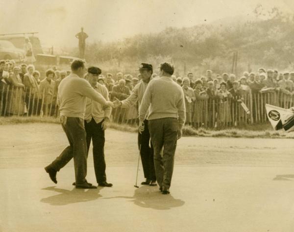 Ryder Cup at Royal Birkdale 1965