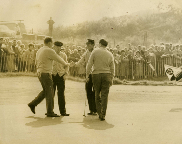 Ryder Cup at Royal Birkdale 1965