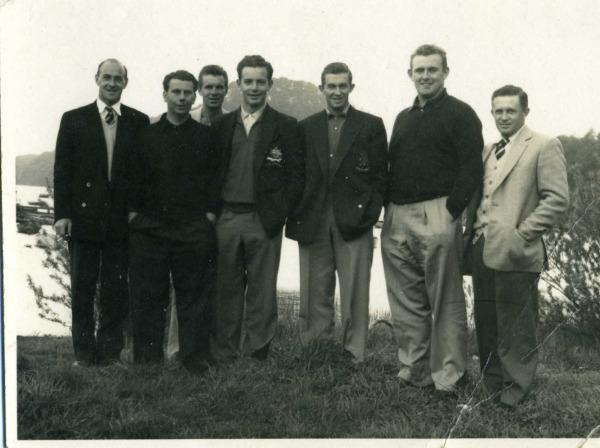 Belgium Open 1955