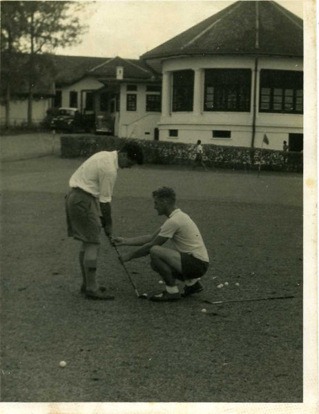 Singapore 1953