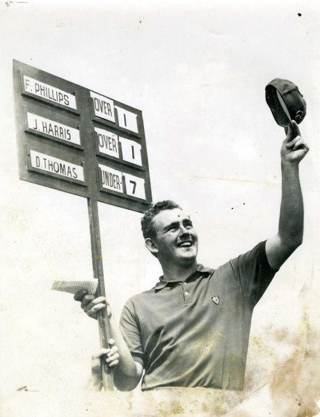 Victorian Open, Australia 1958