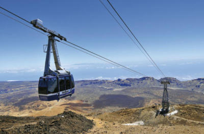 Tenerife mount teide cable car teleferico online reservation