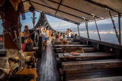 tenerife viking ship ragnarok interior