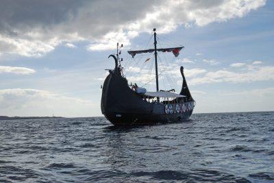 tenerife viking ship ragnarok dolphin trips