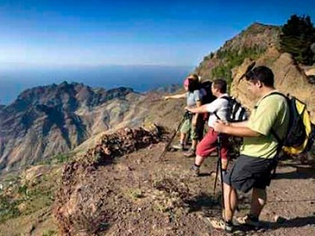 trekking tenerife, la gomera trekking routes, hiking, teide, anaga, masca, south, sur, map, routes, excursions, hiking trails