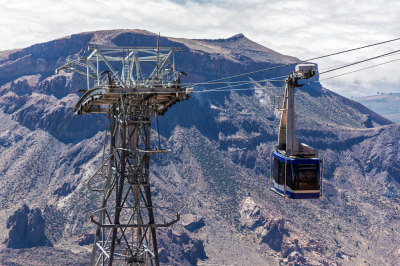 Tenerife mount teide cable car teleferico tickets online
