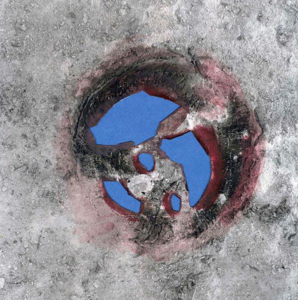 Ghader Mansoori    I    The Last Lake    I    10 x 10    I    Photo Collage    I     $200
