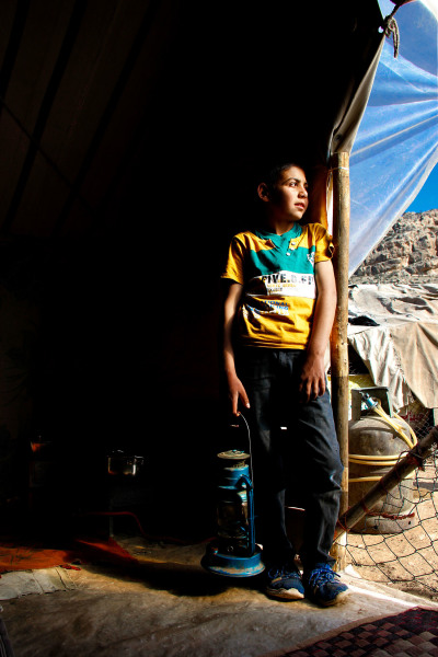 Maryam Rostampour    I    Children of My Land (3 photos)    I    11 x 15    I    Each $1,500