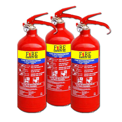 Intro to Fire Extinguishers Selection