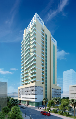 G+4P+15 Residential Tower, jumeirah village circle, Dubai