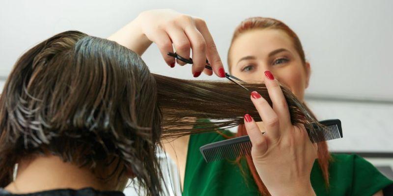 B'esok - to cut hair, trim hair/mustache/beard; to reduce, decrease