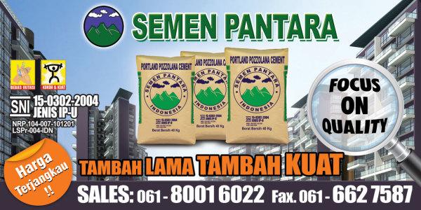 Pantara Cement Brochure