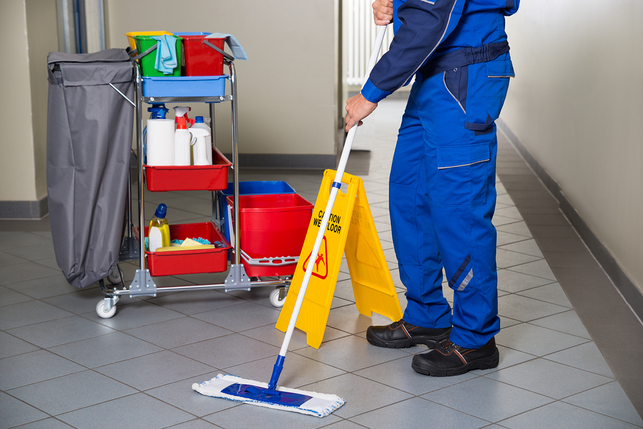 Why Consider Hiring A Commercial Cleaning Company To Keep Your Business Environment Clean