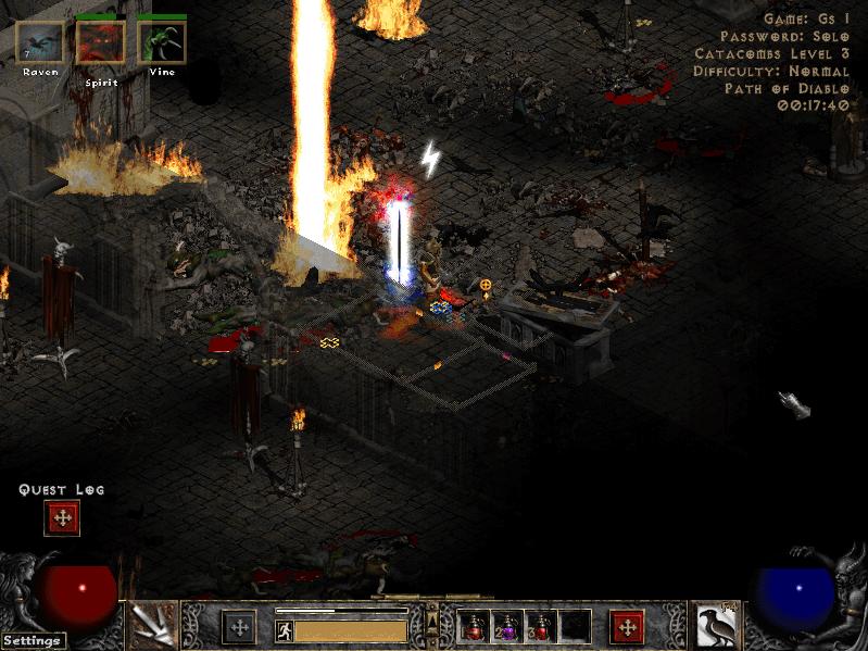 path-of-diablo-druid-normal-andariel-kill
