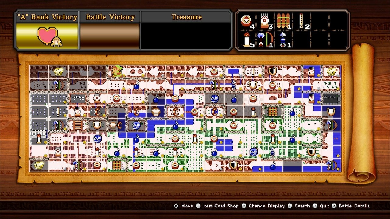 hyrule-warriors-adventure-mode-map