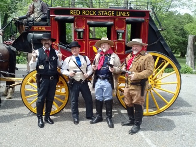 Stagecoach Heroes